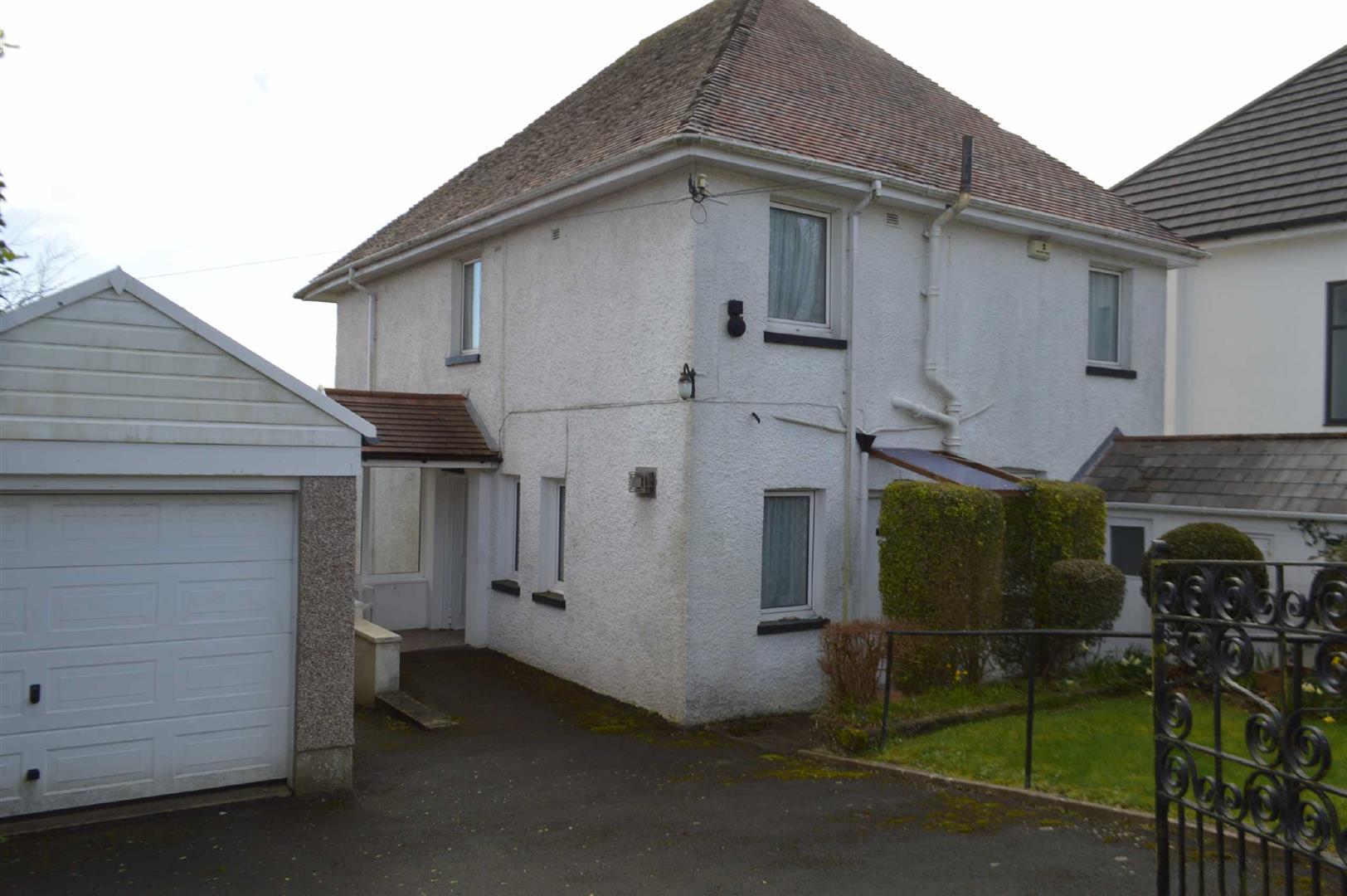 Glynderwen Crescent, Derwen Fawr, Swansea, SA2 8EH
